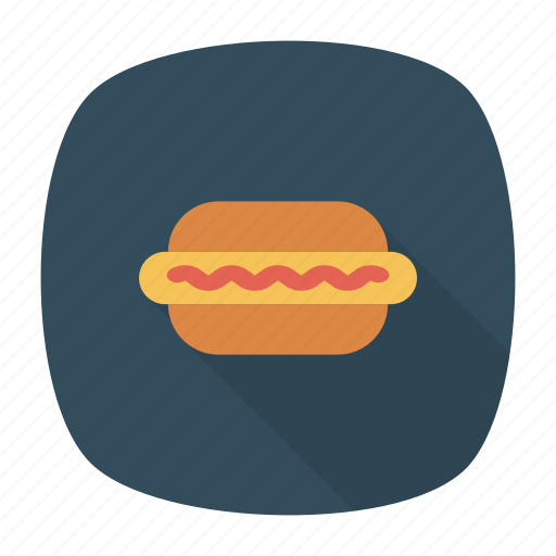 bread, eat, fastfood, junk icon