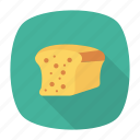 bakery, bread, breakfast, muffin icon
