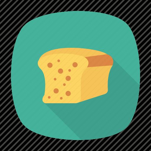 bakery, bread, breakfast, muffin icon