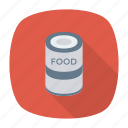box, food, meal, meat icon