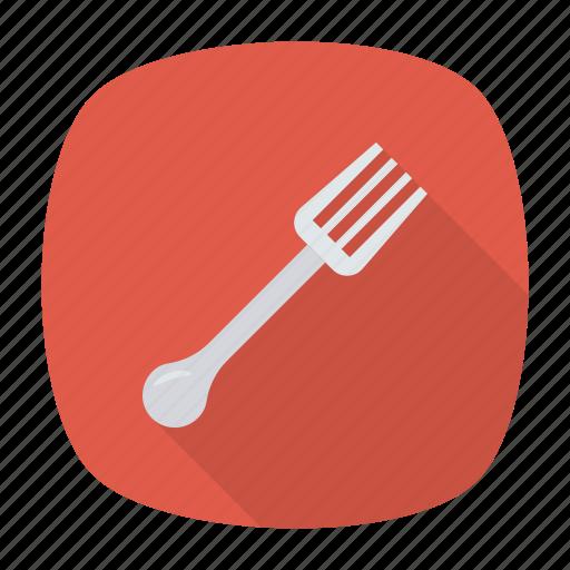 fork, spatula, spoon, utensil icon