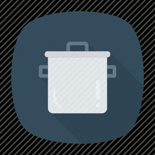 casserole, cooking, kitchenware, pot icon