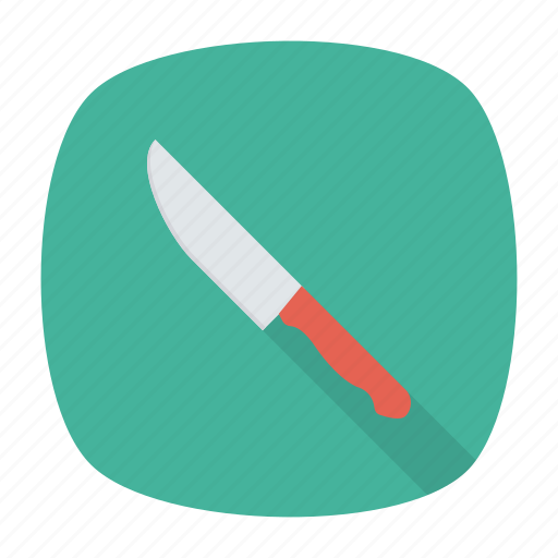cutter, knife, tool, weapon icon