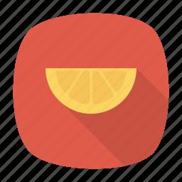 citrus, lemon, lime, vegetable icon