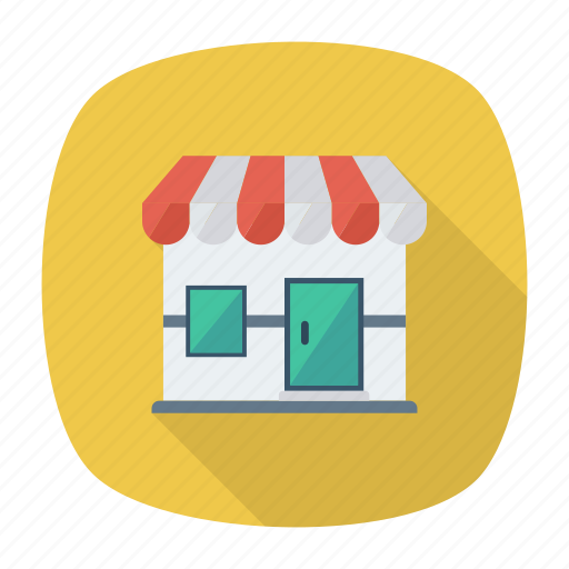 buying, estate, shop, store icon