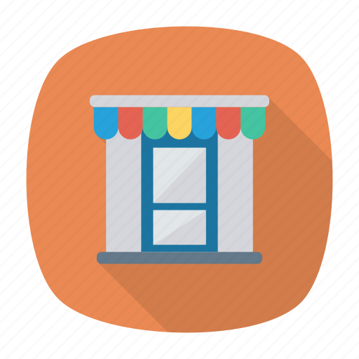 hotel, resturant, shop, store icon