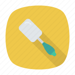 cooking, spatula, spoon, utensil icon