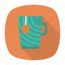 coffee, cup, mug, tea icon