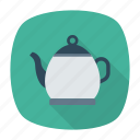 coffee, kettle, tea, teapot icon