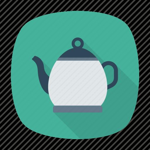 coffee, kettle, tea, teapot icon
