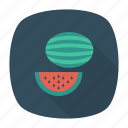 eat, fruit, healthy, watermelon icon
