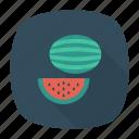 eat, fruit, healthy, watermelon icon