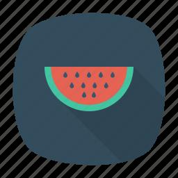 eat, food, fruit, watermelon icon