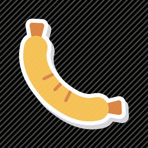 banana, eat, fruit, healthy icon