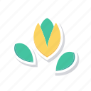 bean, food, pea, vegetable icon
