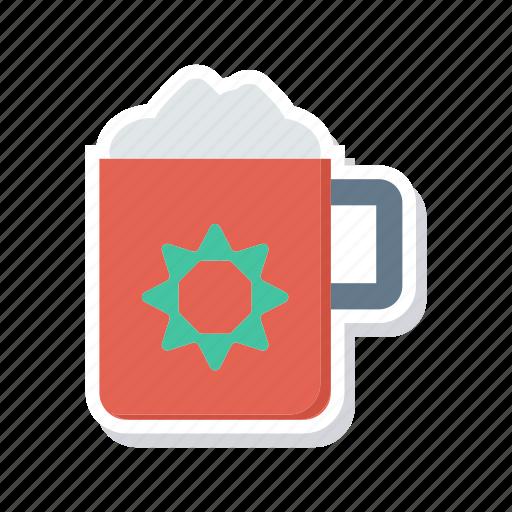 beer, coffee, cup, mug icon