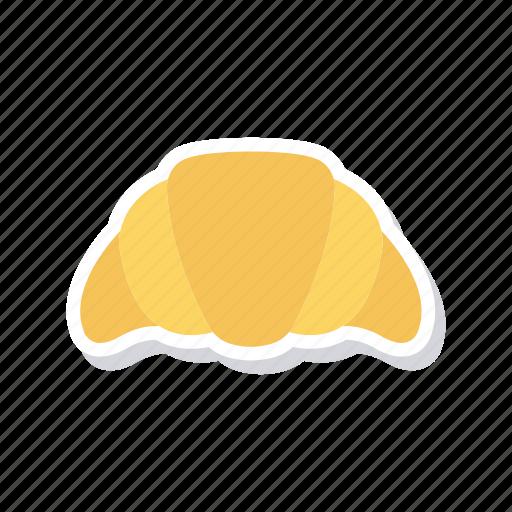 bakery, bread, breakfast, food icon