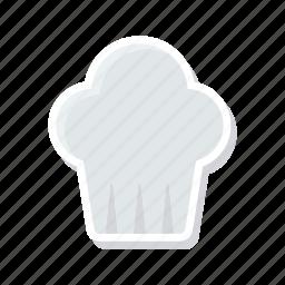 cap, chef, cook, hat icon