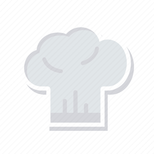 cap, chef, cook, hat icon