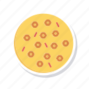 bakery, biscuit, cookie, sweet icon