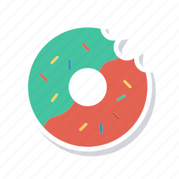 bakery, biscuit, cookie, muffin icon
