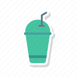 coffee, cup, juice, tea icon