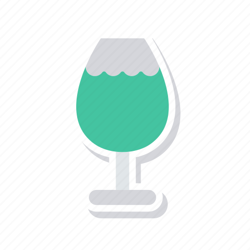 drink, glass, juice, wine icon