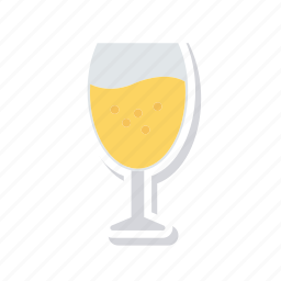 beer, drink, glass, juice icon