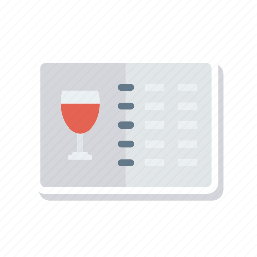 flyer, hotel, menu, resturant icon