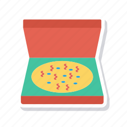 eat, fastfood, junk, pizza icon