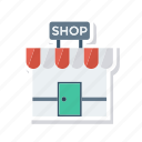 buy, estate, shop, store icon