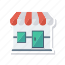 buying, estate, shop, store icon