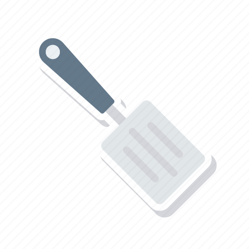 cooking, spatula, spoon, utensil icon