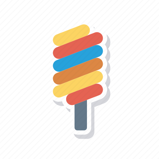 candy, lollipop, sweet, toffee icon