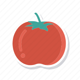 fruit, salad, tomato, vegetable icon