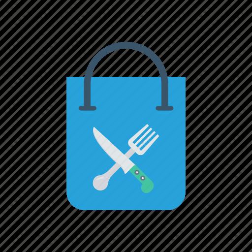 bag, buying, shoper, shopping icon