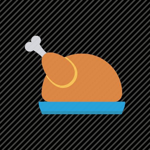 beaf, eat, food, meat icon