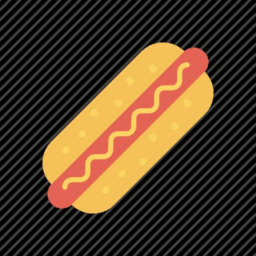 bread, burger, fastfood, junk icon