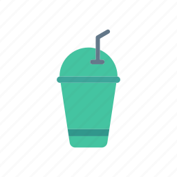 coffee, cup, juice, tea icon