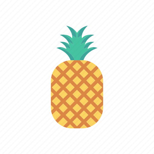 eat, food, fruit, pineapple icon
