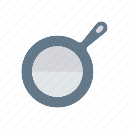 cooking, frying, kitchen, pan icon