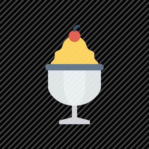 cold, cream, ice, sweet icon