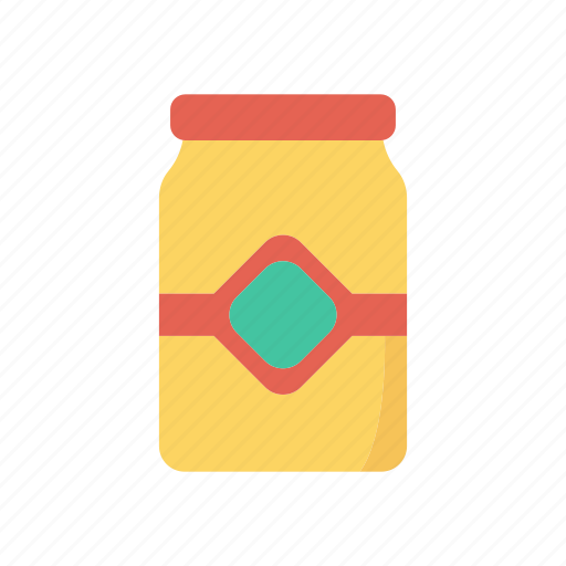 bottle, chemical, food, jar icon