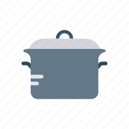 cooking, kitchen, pot, ware icon