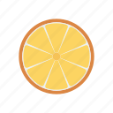 citrus, lemon, lime, vegetable icon