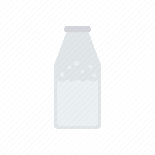 bottle, milk, pack, water icon