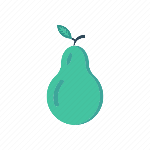 eat, fruit, healthy, pear icon