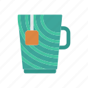 coffee, cup, mug, tea