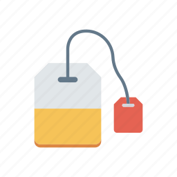 coffee, pack, packet, tea icon