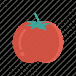 fruit, salad, tomato, vegetable icon